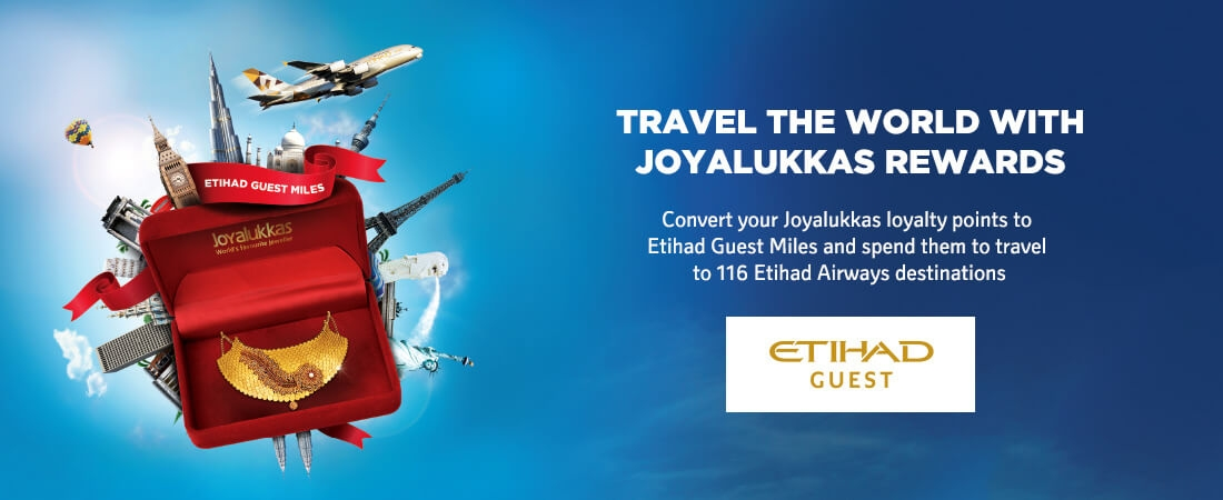 Travel the World with Joyalukkas Rewards