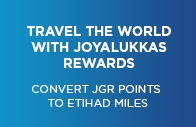 Travel the world with JGR points