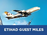 Convert to Etihad Guest Miles