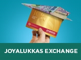 Convert your JGR points for service charge at Joyalukkas Exchange